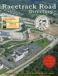 Racetrack Road Directory Fall 2014