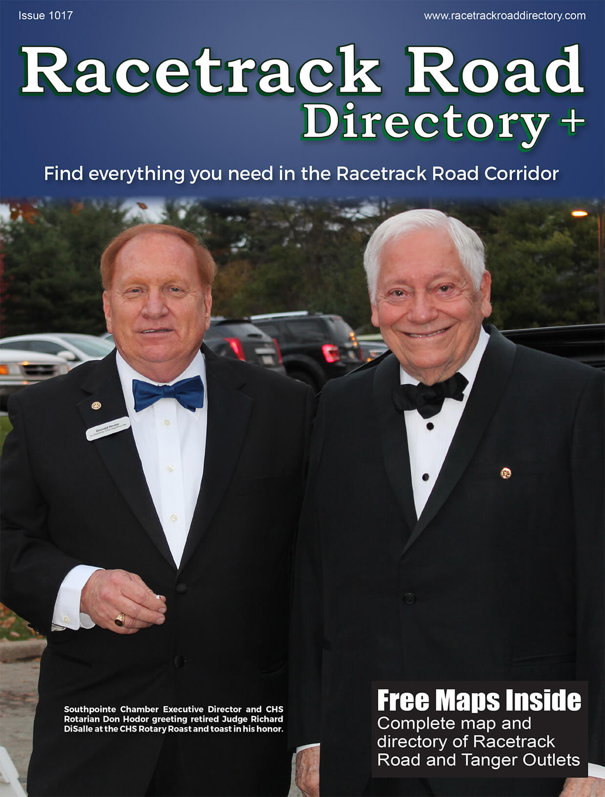 Racetrack Road Directory Fall 2017