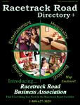 Racetrack Road Directory Summer 2013