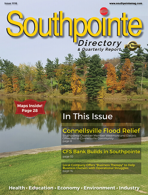 Southpointe Directory and Quarterly Report Fall 2016