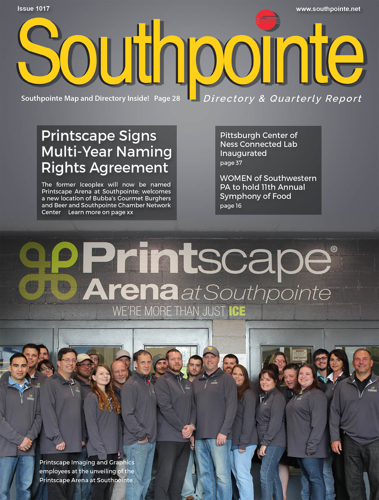 Southpointe Directory and Quarterly Report Fall 2017
