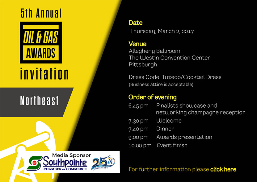 2017 Oil and Gas Awards