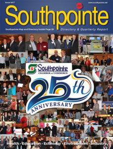 Southpointe Directory and Quarterly Report Spring 2017