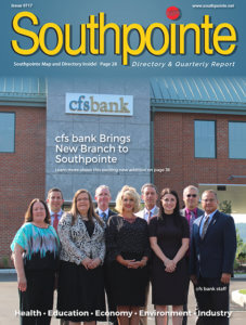 Southpointe Directory and Quarterly Report Summer 2017