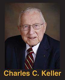 Charles Keller CEO Award