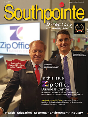 Southpointe Directory and Quarterly Report Winter 2017