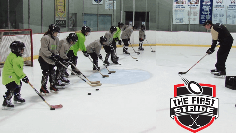 Printscape Arena at Southpointe First Strides Youth Hockey Program