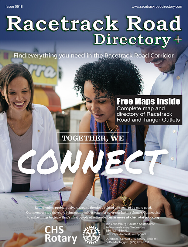 Racetrack Road Directory Q2 2018
