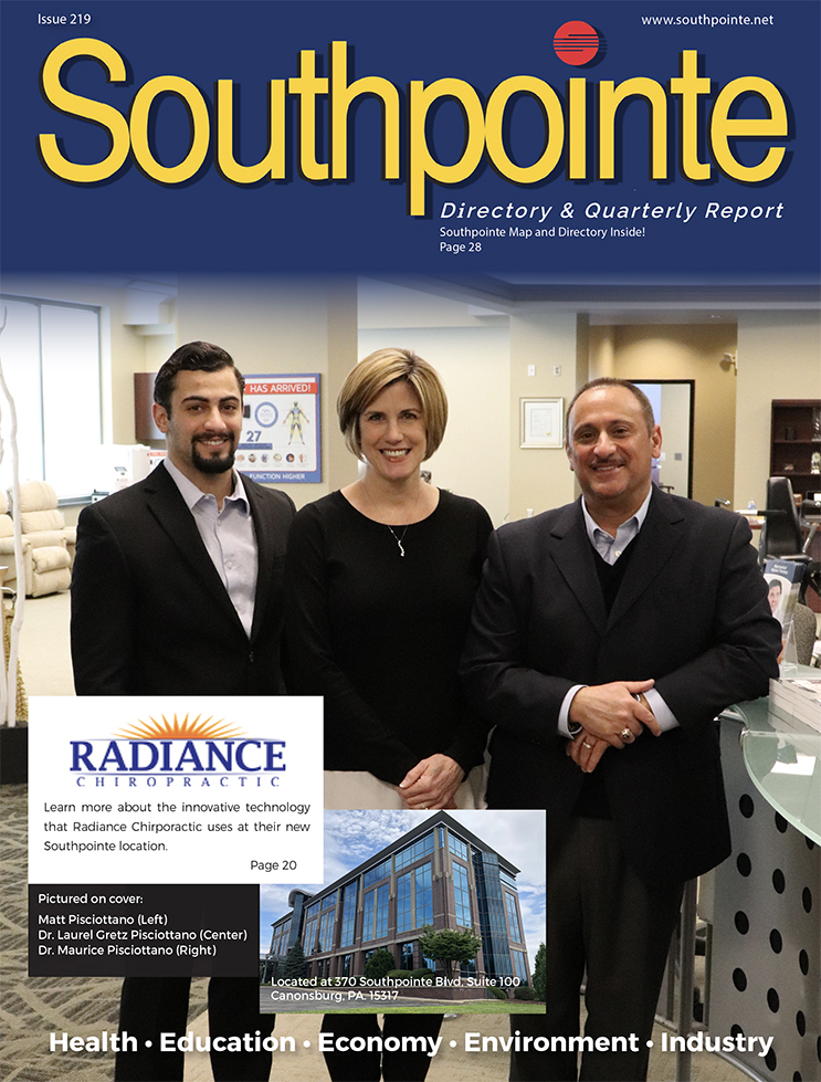 Southpointe Directory and Quarterly Report Q1 2019