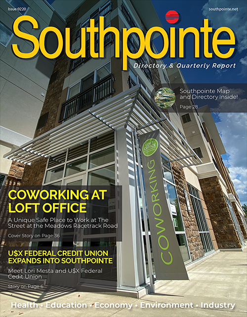 Southpointe Directory and Quarterly Report Q3 2020