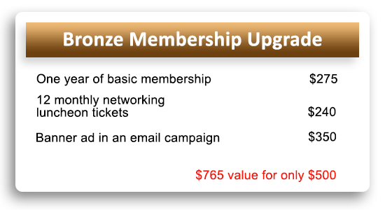 Southpointe Chamber Bronze Membership