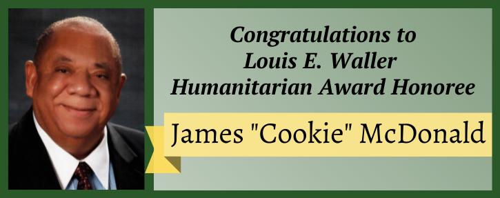 James McDonald Award